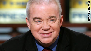 The Rev. Jim Wallis is the president of Sojourners, a network of Christians.