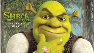 "The Vidalia Onion Committee is partnering with ""Shrek: Forever After"" to get kids eating produce."