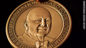 Chefs, writers, authors and architects who excel in food and beverage fields are nominated for James Beard Awards.