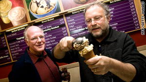 Ben & Jerry's has been serving up free food days since 1979. Tuesday, March 23, is Free Cone Day.