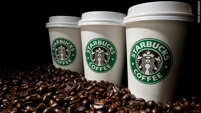 Starbucks, charity and U.S. job creation
