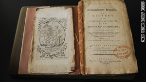 "The New York Society Library has other volumes of ""Common Debates"" but is missing Volume 12."