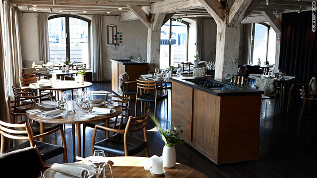 This year's top-ranked restaurant, Denmark's Noma, helmed by chef Ren� Redzepi, ranked at No. 3 in 2009.