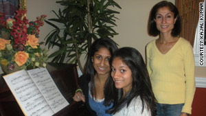 Kajal Kumar quit her job so she could help her teenage daughters get into the top college of their choice.