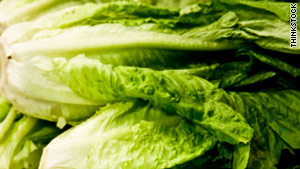 Romaine lettuce, sold under the Freshway and Imperial Sysco brands, was recalled.