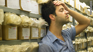 Burnout may be caused by long hours, unclear demands and lack of recognition, says expert.