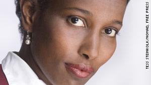Author, Ayaan Hirsi Ali