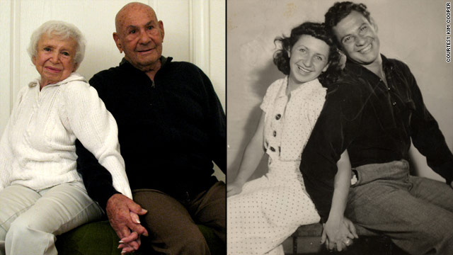 Harry and Barbara Cooper have been married for 72 years. Their blog, The OGs (short for Original Grandparents), chronicles their relationship and offers advice to viewers. The couple's blog has gained thousands of fans.