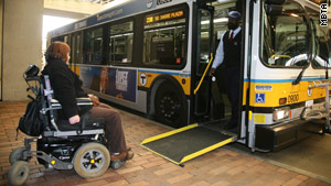 The Americans with Disabilities Act regulates employment practices, transportation, public accommodations and commercial facilities.