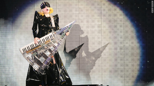 Did geek camp teach Lady Gaga to rock?