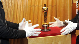 Everything from movie props to movie awards have disappeared.