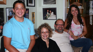 The Jacobson family in Georgia joined the Donor Sibling Registry to find their donor half siblings.