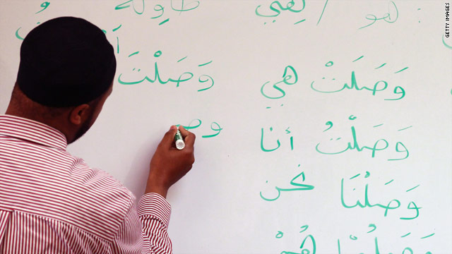 Arabic and Hebrew: Why Semitic Languages Are Not Difficult