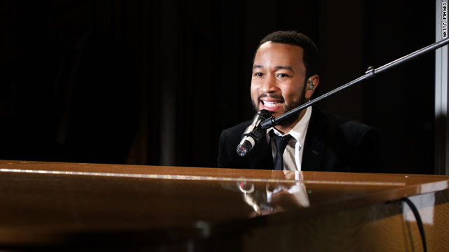 "John Legend will perform ""Wake Up Everybody"" at ""CNN Heroes: An All-Star Tribute."""