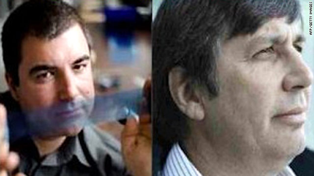 Konstantin Novoselov and Andre Geim received the Nobel prize for physics for their work with Graphene.