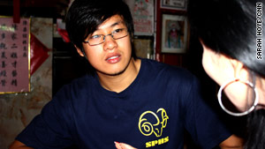Wei Chen organized a boycott of South Philly High after a violent attack on Asian students.