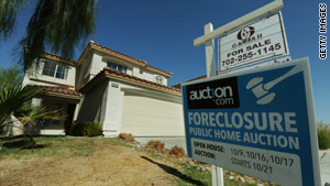 Among recent borrowers, nearly 8 percent of blacks have lost their homes to foreclosure.