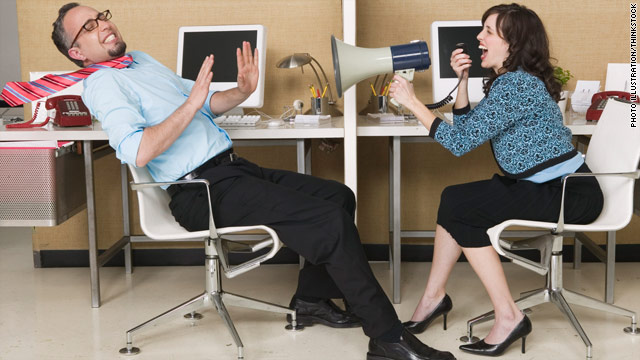 Quitting a job you don't like becomes easier after a ridiculous outburst from a crazy boss.