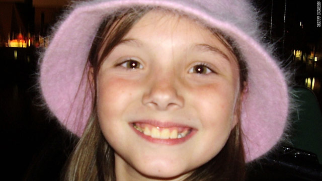 Jessica Lunsford, 9, was kidnapped, raped and buried alive in her neighbor's yard.