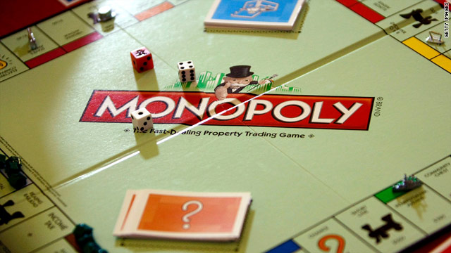 More than 275 million Monopoly games have been sold worldwide, according to Hasbro.