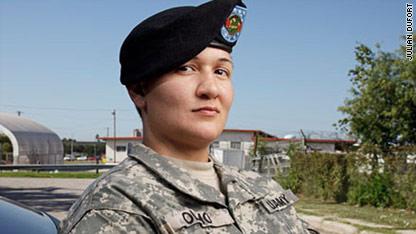 The long road home: Women in war