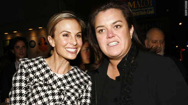 "Elisabeth Hasselbeck and Rosie O'Donnell had an ongoing war during O'Donnell's stint on ""The View."""