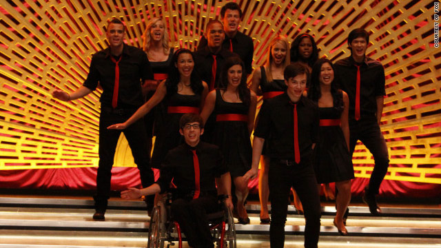 Some high schools across the country are seeing interest in show choir grow thanks to Fox's hit show Glee.