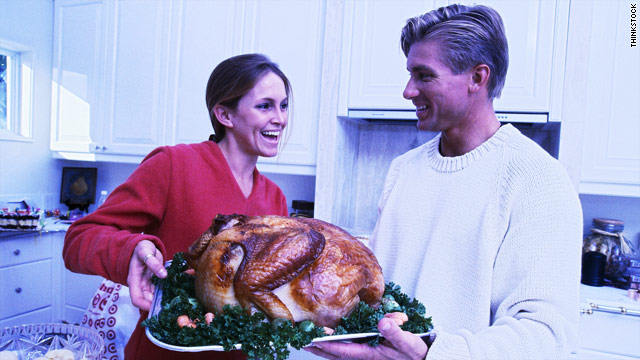 Learning to compromise during Thanksgiving can help couples get along during a holiday that can be stressful.