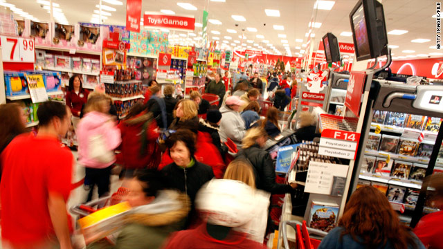 In the madness of holiday shopping, what's the best way to deal with people who break social etiquette rules?