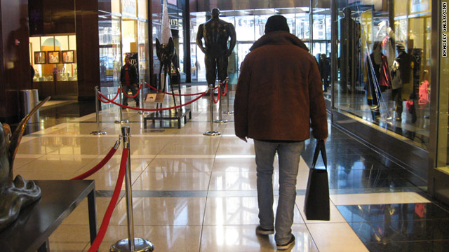 Some men see holiday shopping as a tedious annual battle.