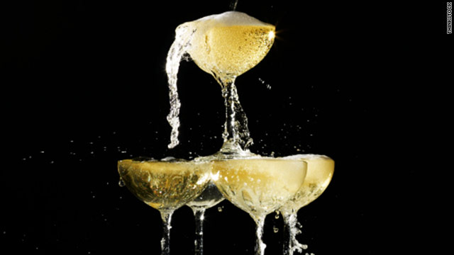 Climate change improves champagne