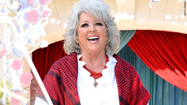 Paula Deen plans to only take the vitamins her doctor tells her to and save the gummy bear vitamins for dessert.