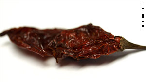 Some people call the ghost chili food; some will use it as a weapon.