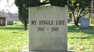 Writer wonders if you have to mourn your single life before having a committed relationship?