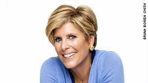 Financial expert Suze Orman details what to do to have a good money year.