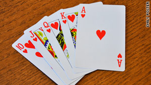 There are ways to improve your luck when you gamble on love, author says.
