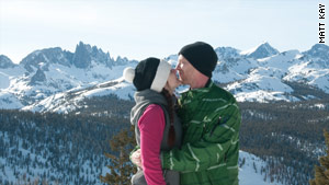 After selling her divorce memoir across the country, Sascha Rothchild went up a mountain for a marriage proposal.