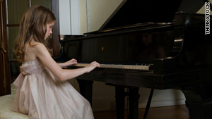 One poet wrote about her mother's struggles to ensure that her child got piano lessons.