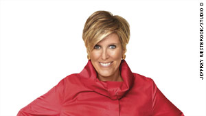 Suze Orman asks: Will loved ones remember you for your possessions or for your fierce love?