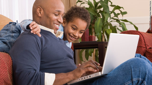 "The Internet can help you become the best ""imperfect parent"" you can be."