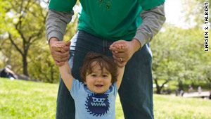 One dad says doing parenting right means he has a lot less time to play with the big boys.