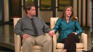 Shelley and Daren Forney took their campaign against distracted driving to The Oprah Winfrey Show.