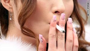 Smokers today may not have it as tough as some have had puffing away through history.