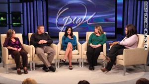 Four of Wanda Barzee's children spoke to Oprah Winfrey about their childhood.