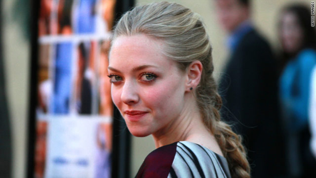"""I clearly like being fit, but it's not thin without a hell of a lot of work,"" Amanda Seyfried said."