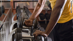 The same rules of your gym can help you at work.