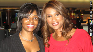 Media consultant Jennifer Thomas was shocked when ex-supermodel Beverly Johnson became her first client.