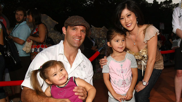 Kristi Yamaguchi has two children with NHL player Bret Hedican.