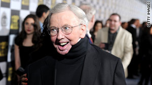 Roger Ebert finds new way to share his insights with his fans.