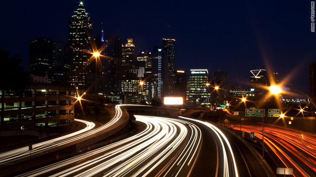 Atlanta, Georgia, is rated the number one city for new grads.